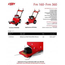 Applicazione Filo FORT FRM 360 – ACCESSORIO
