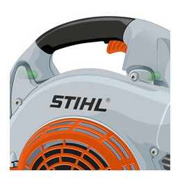 Soffiatore Aspirafoglie Stihl SH 86