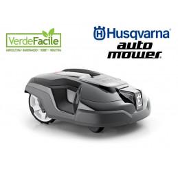 Lame Robot HUSQVARNA Automower al TITANIO