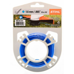 Filo in Nylon STIHL 1,6 MM – 20 MT
