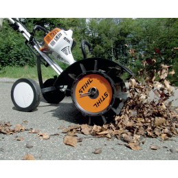 Accessori per il MULTI Stihl MM 55: RULLO SPAZZOLA KW-MM