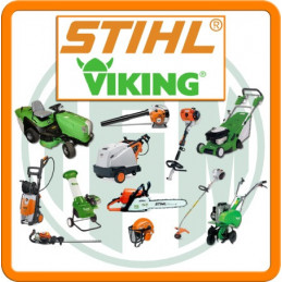 Accessori per il MULTI Stihl MM 55: RASCHIAMUSCHIO MF-MM