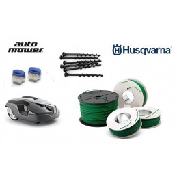 Kit Installazione Husqvarna Automower – MEDIUM