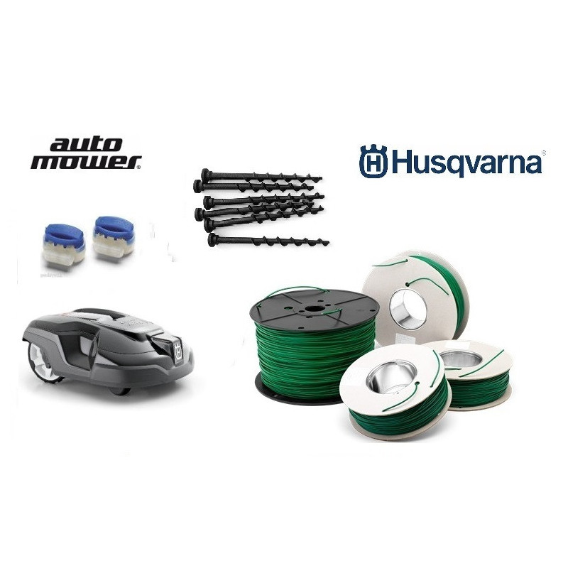 Kit Installazione Husqvarna Automower – LARGE