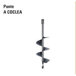 Punta a Coclea per Mototrivella Stihl 35×42 cm