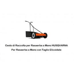 Cesto Raccoglierba per Rasaerba a Mano HUSQVARNA
