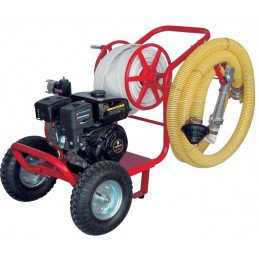 Motopompa AIRMEC MSHP 50 T a Benzina – Kit Motopompa Antincendio