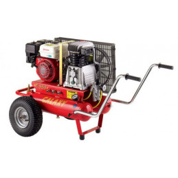 Motocompressore a Benzina ZANON GALAXY T555