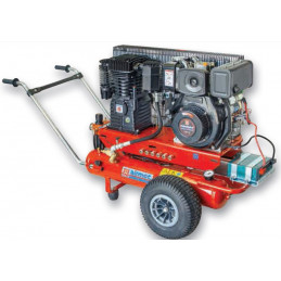 Motocompressore Diesel AIRMEC  TTD 3460/650