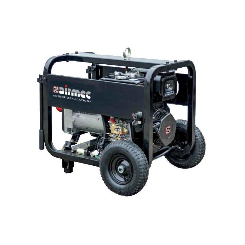 Generatore di Corrente AIRMEC HS 6500 E AVR