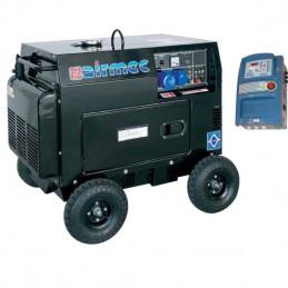 Generatore di Corrente AIRMEC HL 5000 SE ATS