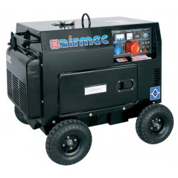 Generatore di Corrente AIRMEC HL 5000 SE 3