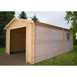 Garage in Legno da Giardino GARTEN PRO mod. 3054