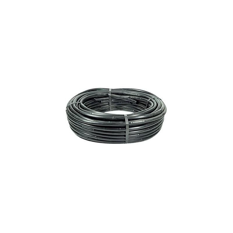 Rotolo 100 mt tubo polietilene gocciolante Ø 16 mm passo 40 cm per irrigazione i