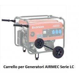Carrello per Generatori AIRMEC Serie LC