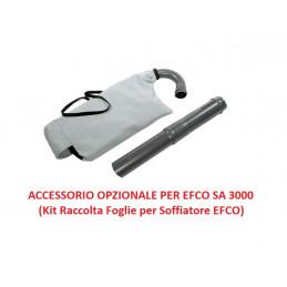 Kit Aspirazione Sacco Aspirafoglie EFCO SA 3000