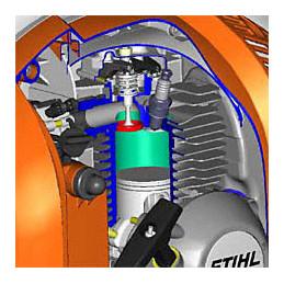 Soffiatore Spalleggiato Stihl BR 500