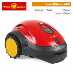 Robot Rasaerba WOLF GARTEN Loopo S300